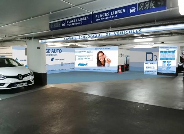 Ouvertures : Deux nouvelles stations de lavage écologique sur Paris pour DetailCar