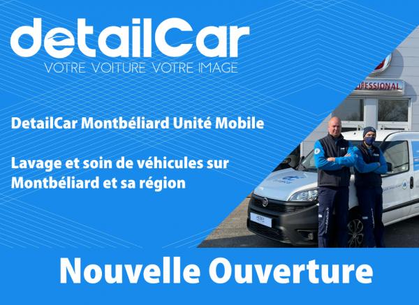 Nouvelle ouverture : Montbéliard Unité Mobile